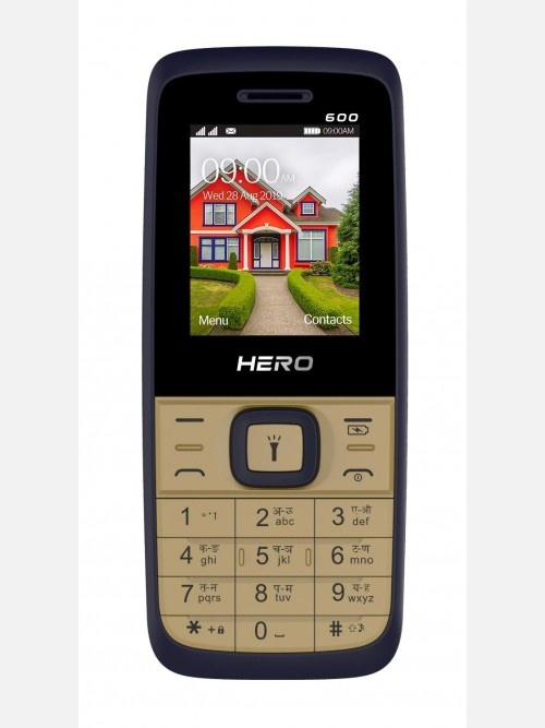 Lava Hero 600 Black-Gold
