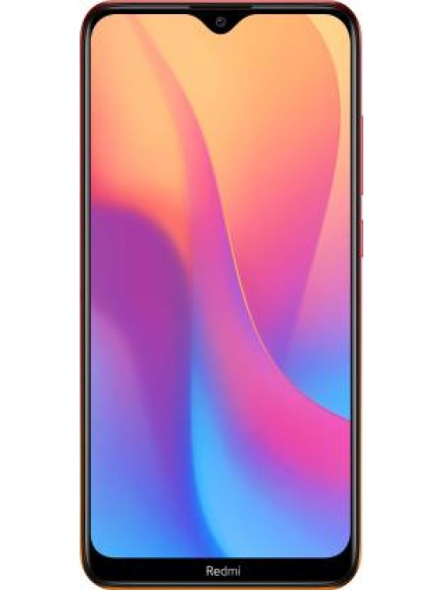 Redmi 8A Sunset Red